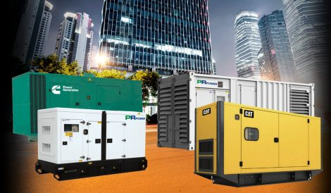 PR Power Diesel Generators